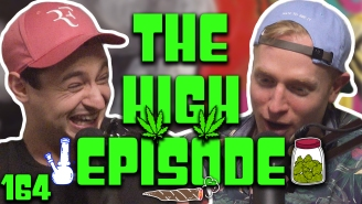 Oops The Podcast Gets High