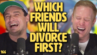 Which Of Our Friends Will Get Divorced First? On Oops The Podcast