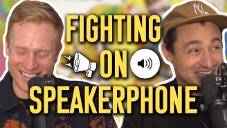 The Etiquette Of Public Speakerphone Fights, On Oops The Podcast
