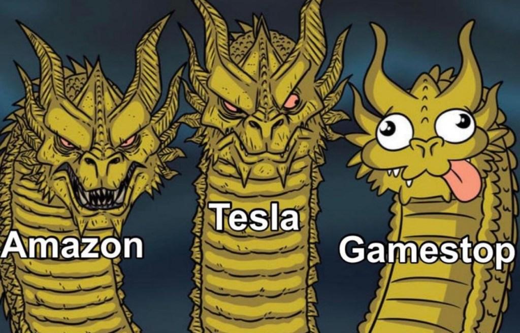 2021 best 50 memes daily stonks
