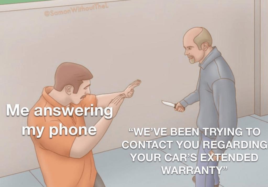 50 best memes 2021 car phone joke