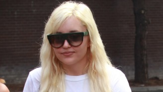 Amanda Bynes Getting Into The Rap Game, Drops Snippet Of New Track 'Diamonds'