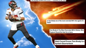 When Will The Tom Brady Slander End?