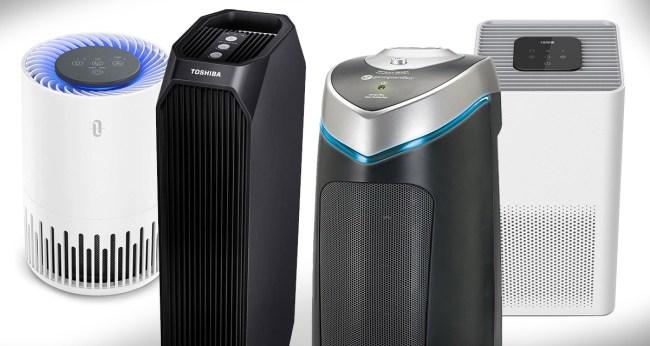 Best Air Purifiers Deals