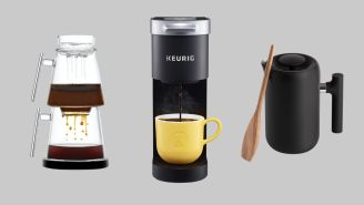 The Best Coffee Makers From Electric, To French Press, To Pour-Overs, And More