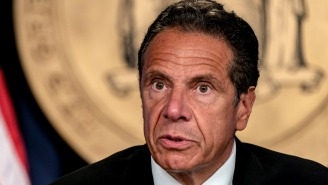 Angry Bills Fans Create Petition To Ban Governor Andrew Cuomo From Attending Playoff Game