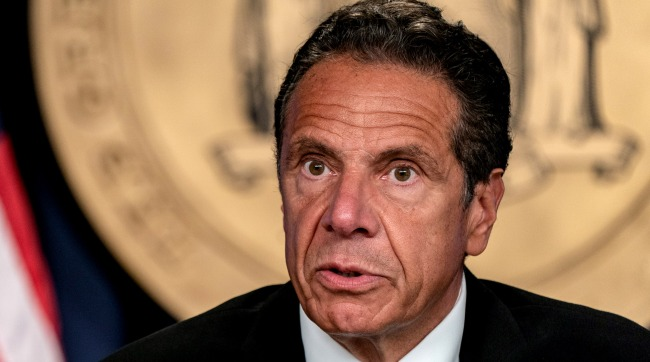 Bills Fans Create Petition To Ban Governor Cuomo From Attending Game