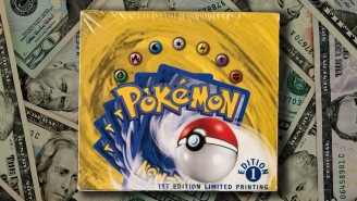 A Box Of Pokémon Cards Just Sold For A Record $408,000, And One Card Alone Sold For $360,000