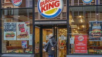 Burger King Unveils New Logo Along With Insane Food Delivery Options Like Conveyor Belts And Lockers