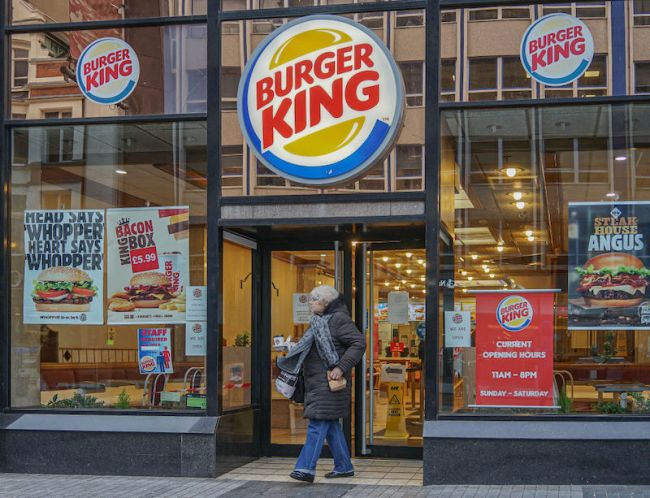 Burger King New Redesigns Coming