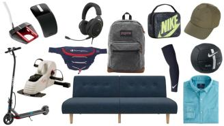 Daily Deals: Scooters, Sofas, Mini Exercise Bikes, Nike Sale And More!