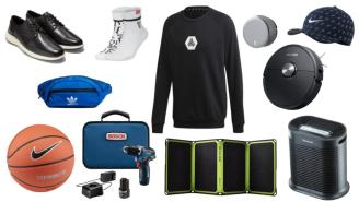 Daily Deals: Drill Kits, Purifiers, Solar Panels, Nike Sale And More!