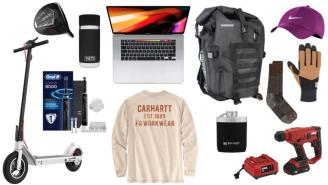 Daily Deals: Scooters, MacBooks, Tools, Carhartt Clearance And More!