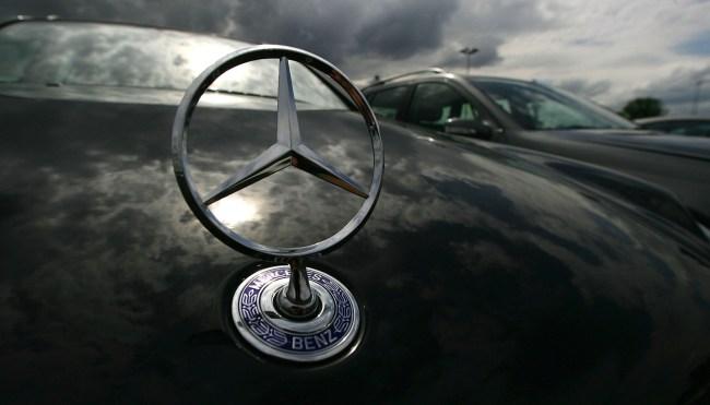 Disgruntled Ex-Mercedes-Benz Employee steals Dozer Destroys 60 Cars