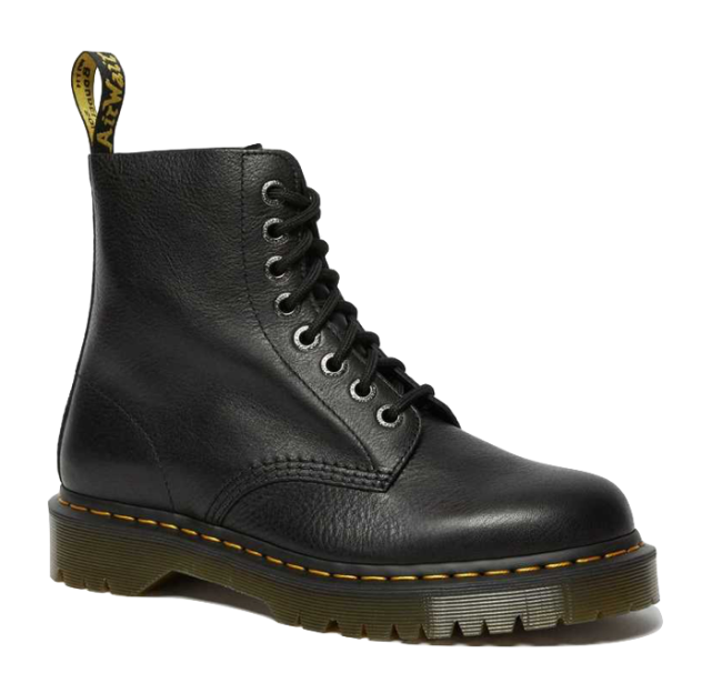 Dr. Martens 1460 Pascal Bex Leather Lace Up Boots