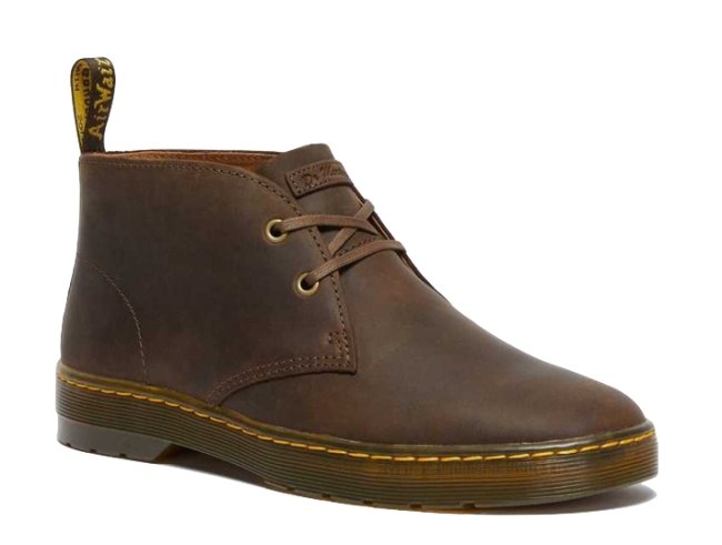 Dr Martens Cabrillo Crazy Horse Leather Desert Boots