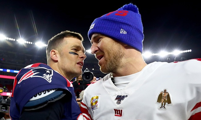 Eli Manning Reveals How Tom Brady Feels About Losses To Giants