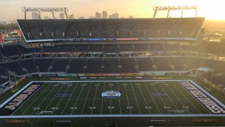 The Citrus Bowl Had A Chance To Be Epic By Embracing Northwestern's Disrespect And Repainting The End Zones