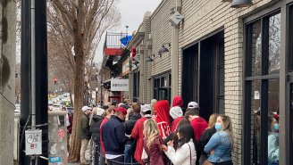 Tuscaloosa Bars Charging Huge Cover Prices As Lines Gather Ahead Of Alabama's National Championship Game