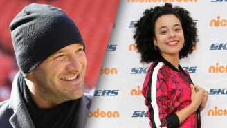 Nickelodeon's Gabrielle Nevaeh Green Accidentally Got Tony Romo's 800 Page Packet Of Game Notes
