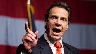 Governor Cuomo Is Now Shoving Preposterous Romantic Advice Down Our Throats
