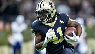 Saints Star RB Alvin Kamara Could Possibly Miss Playoff Game After Testing Positive For Covid-19