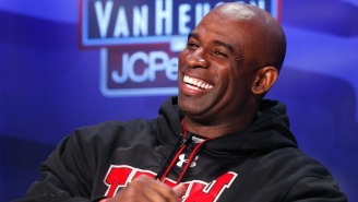 Deion Sanders' Stolen Boombox Returned With Anonymous Handwritten Note