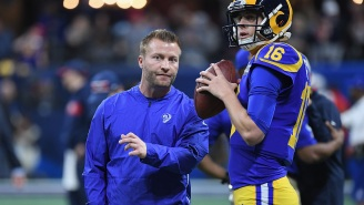 Jared Goff Appears To Take A Parting Shot At The LA Rams After Getting Traded To The Lions