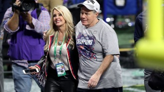 Bill Belichick's Girlfriend Releases Statement On Getting Harassed And Dealing With Verbal Abuse From Fans Over Tom Brady
