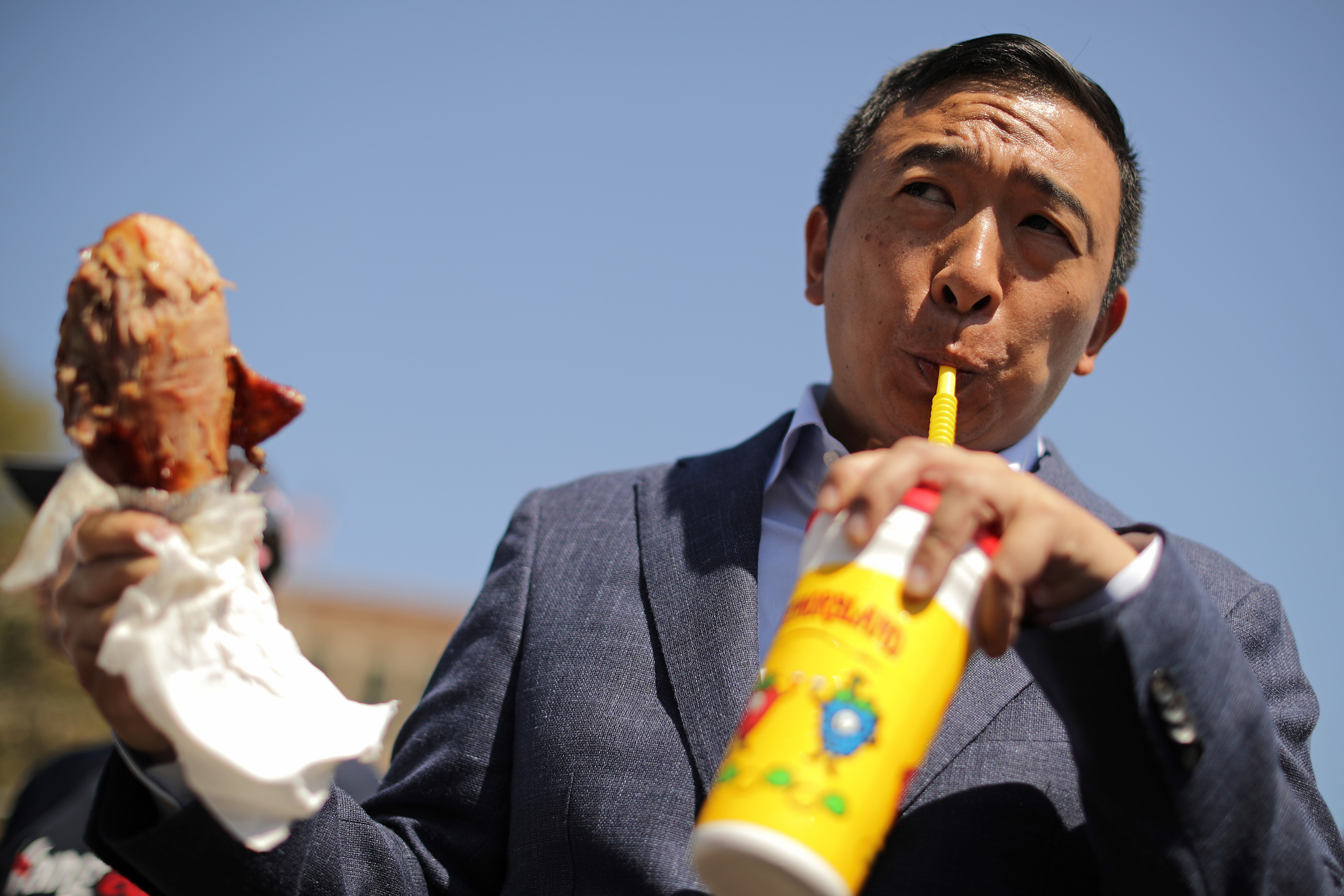 Andrew Yang Is Catching Heat For Comments On The Difficulties Of His 2-Bedroom Apartment