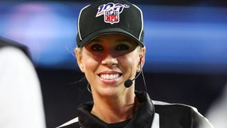 Sarah Thomas Will Become The First Female To Officiate A Super Bowl