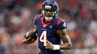 Texans QB Deshaun Watson Reportedly 'Just Wants Out' Of Houston And Several Teammates Support His Decision
