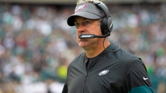 Rumors Of NY Jets Trading For Eagles HC Doug Pederson Surface Amid Reports That Pederson's Job In Philly Isn't Secure