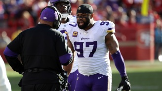Everson Griffen Randomly Takes Shots At Former Teammate Kirk Cousins On Twitter