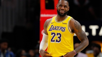 LeBron James Gets Roasted For Uploading Videos Of Himself Singing Songs He Doesn't Know The Lyrics To
