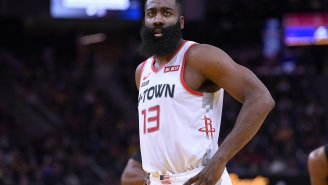 The Rockets Are Telling James Harden To Stay Home Until He Gets Traded Because His Teammates Are Fed Up With Him