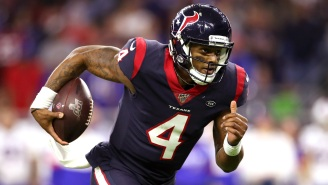 Deshaun Watson's Agent Deletes Cryptic Tweet After Fans Believed He Was Taking A Shot At Texans Owner Amid Trade Rumors