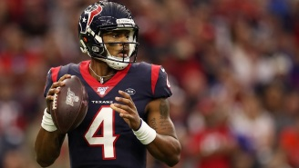 Deshaun Watson Is Reportedly Interested In Getting Traded To The Carolina Panthers