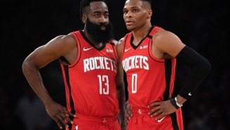 Russell Westbrook Was Reportedly Disgusted James Harden Would Fly To Cabo Between Games To Party On Rockets Owner's Plane