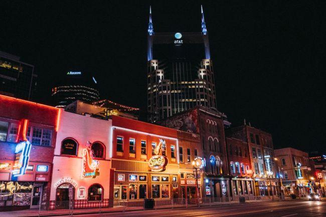 Nashville Skyline Broadway