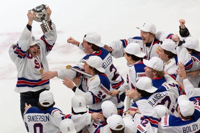 USA Hockey 2021 World Junior