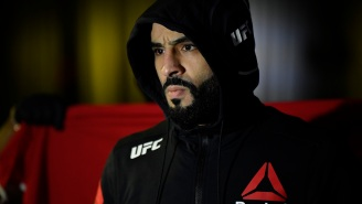 UFC Instantly Cuts Ottman Azaitar After Bizarre Covid-19 Safety Violation Before UFC 257 On Fight Island