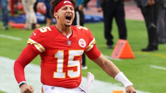 Patrick Mahomes Was Motivated By The Media Claiming Josh Allen Is A Better QB Than Him