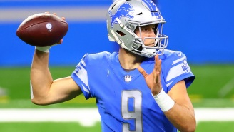Lions Reportedly Turned Down A Better Trade Offer From Washington For Matt Stafford Before Trading Him To The Rams