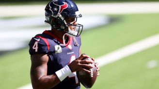 """Deshaun Watson, Who Plays Football On National TV, Asks Texans Media Why They're """"Always Filming"""" Him"""