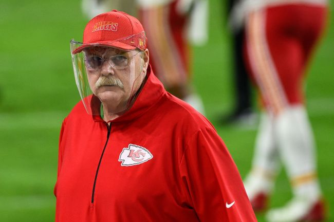 Andy Reid's Gutsy Decision To Go For It On Fourth Down Sends Kansas City To The AFC Championship