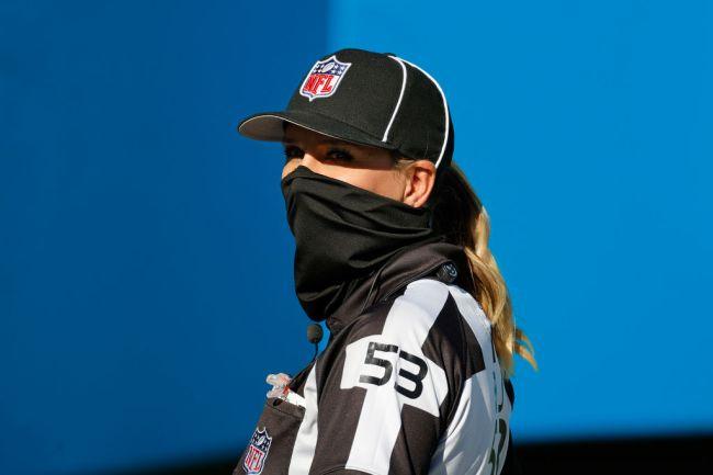 Sarah Thomas NFL