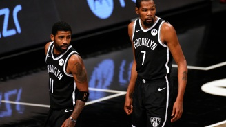 Kyrie Irving Is Reportedly Furious At The Nets For Hiring Steve Nash, Is 'Distant' With Kevin Durant