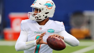 Dolphins Fans Are Calling For The Team To Trade Tua Tagovailoa After Team's Embarrassing Blowout Loss To Bills