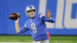 The Detroit Lions To Trade QB Matthew Stafford After He Reportedly Told Them He Wants 'A Fresh Start' With A New Team